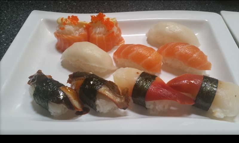 Sushi Set 2