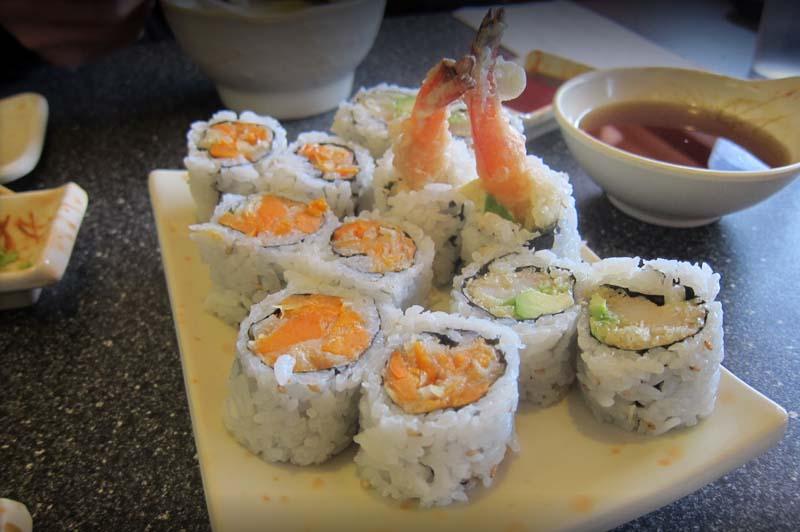 Sushi Set 7